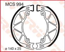 TRW Mâchoires de freins MCS994