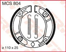 TRW Mâchoires de freins MCS804