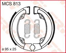 TRW Mâchoires de freins MCS813