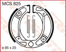 TRW Mâchoires de freins MCS825