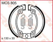 TRW Mâchoires de freins MCS805