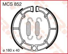 TRW Mâchoires de freins MCS852