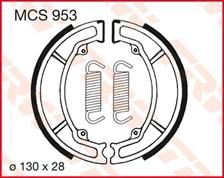 TRW Mâchoires de freins MCS953