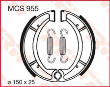 TRW Mâchoires de freins MCS955