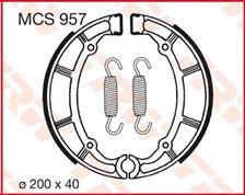TRW Mâchoires de freins MCS957