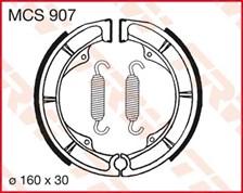 TRW Mâchoires de freins MCS907