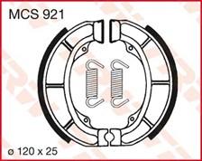 TRW Mâchoires de freins MCS921