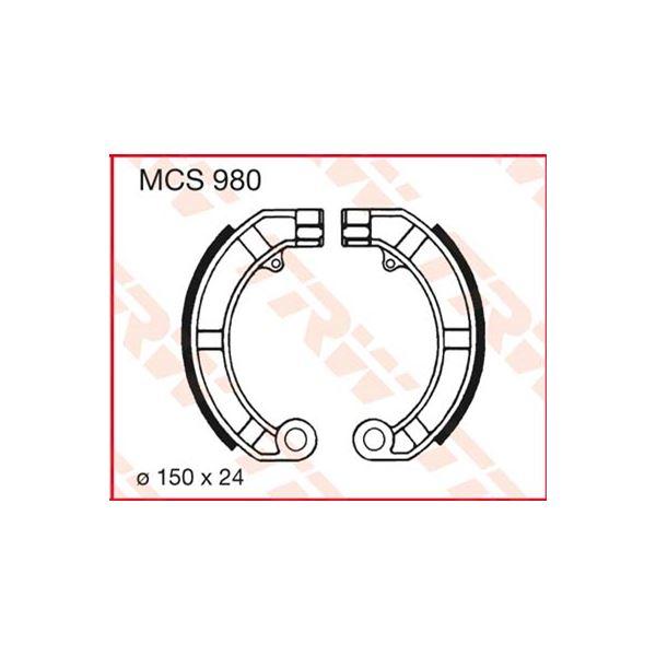 TRW Remschoenen MCS980