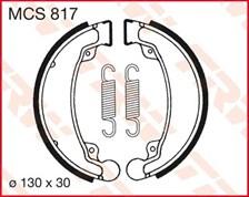 TRW Mâchoires de freins MCS817