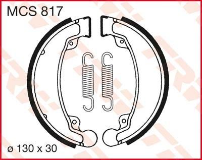 TRW Remschoenen MCS817