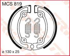 TRW Mâchoires de freins MCS819