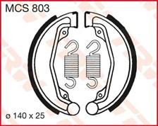 TRW Mâchoires de freins MCS803