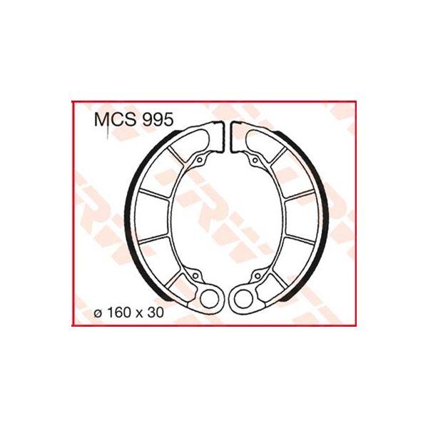 TRW Remschoenen MCS995
