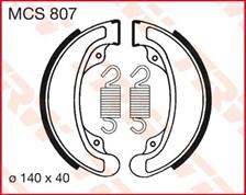 TRW Mâchoires de freins MCS807