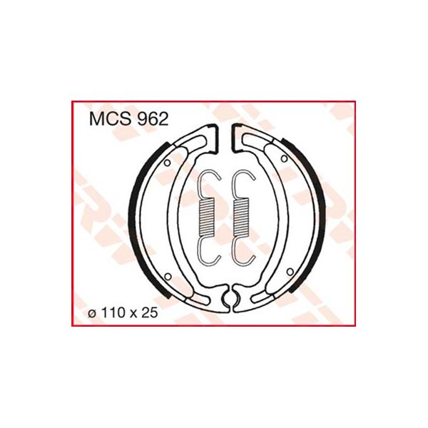 TRW Remschoenen MCS962