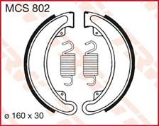 TRW Mâchoires de freins MCS802