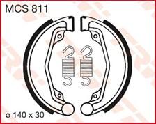 TRW Mâchoires de freins MCS811