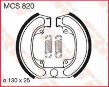 TRW Mâchoires de freins MCS820