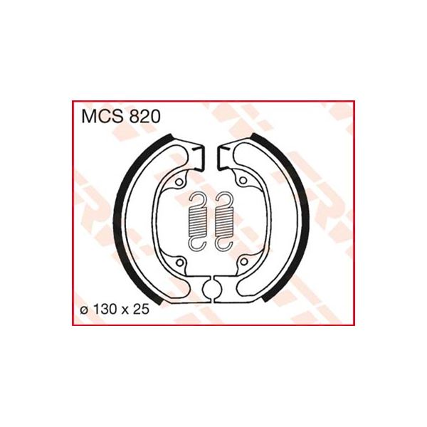 TRW Remschoenen MCS820