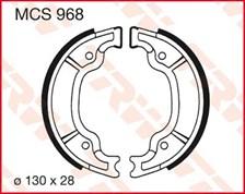 TRW Mâchoires de freins MCS968