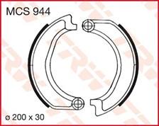 TRW Mâchoires de freins MCS944