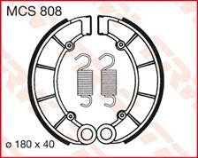 TRW Mâchoires de freins MCS808