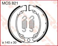 TRW Mâchoires de freins MCS821