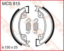 TRW Mâchoires de freins MCS815