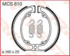 TRW Mâchoires de freins MCS810