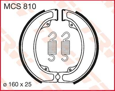 TRW Remschoenen MCS810