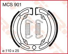 TRW Mâchoires de freins MCS901