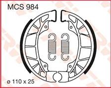 TRW Mâchoires de freins MCS984