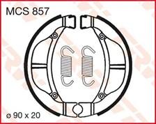 TRW Mâchoires de freins MCS857