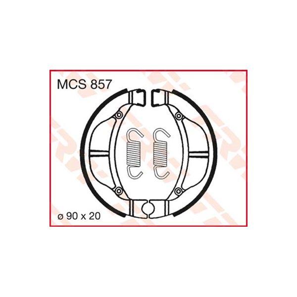 TRW Remschoenen MCS857