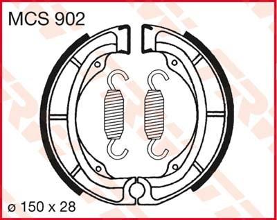 TRW Remschoenen MCS902