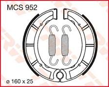 TRW Mâchoires de freins MCS952