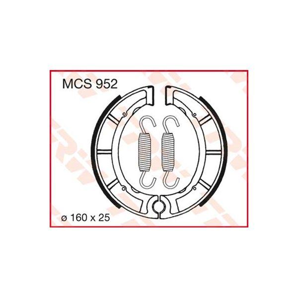 TRW Remschoenen MCS952