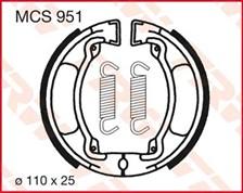 TRW Mâchoires de freins MCS951