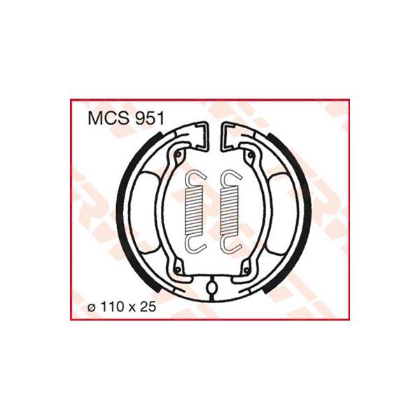 TRW Remschoenen MCS951