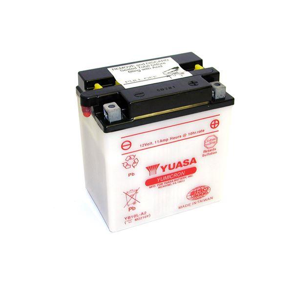 YUASA Yumicron batterij YB10L-A2