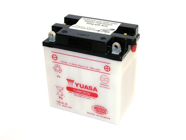 YUASA Yumicron batterij YB10L-B