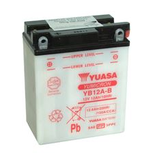 YUASA Yumicron batterij YB12A-B