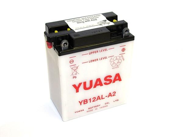 YUASA Yumicron batterij YB12AL-A2