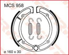 TRW Mâchoires de freins MCS958
