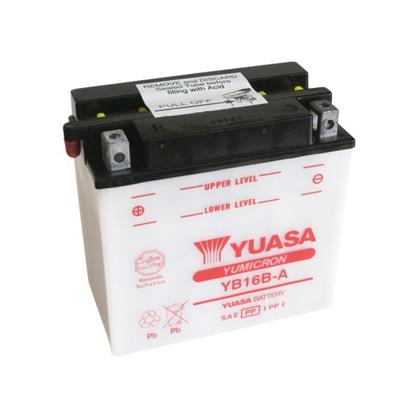 YUASA Yumicron batterij YB16B-A