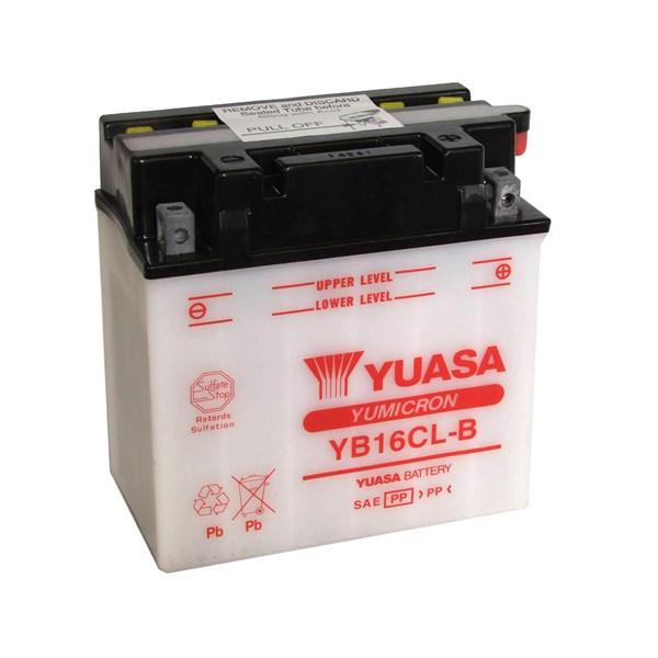 YUASA Yumicron batterij YB16CL-B