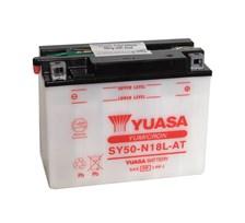 YUASA Batterie Yumicron SY50-N18L-AT