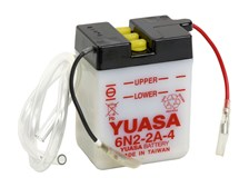 YUASA Batterie conventionnelle 6N2-2A-4