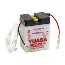 YUASA Conventionele batterij 6N2-2A-4