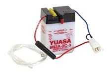 YUASA Conventionele batterij 6N2A-2C-3
